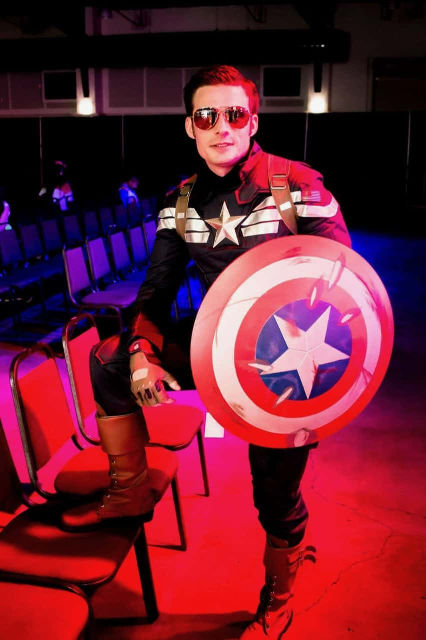 Thomas Dimmick Featured Cosplayer  Texas Music Helps