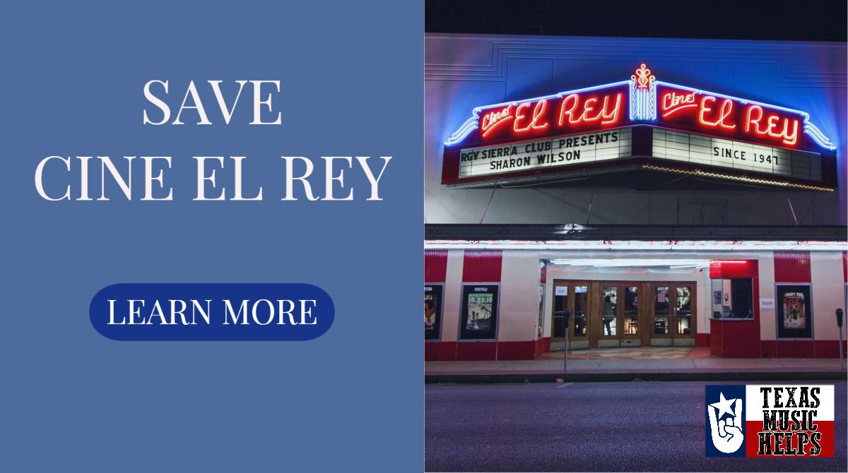 Save Cine El Rey